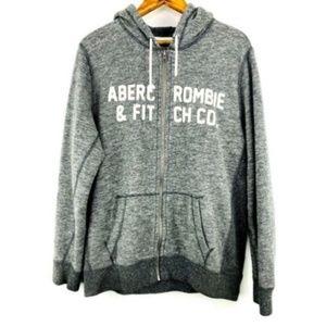 Abercrombie & Fitch Mens Small Sweatshirt Full Zip